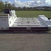 Транспортеры контейнеров и паллет AirMarrel (Франция) фото
