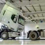 Обслуживание и ремонт грузового автотранспорта. фото