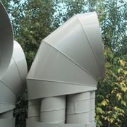 Воздуховоды из полипропилена фото