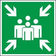 Знак эвакуационный И23 фото
