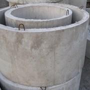 Жби кольца бетонные фото