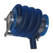 Барабан с возвратной пружиной со шлангами для удаления выхлопных газов для шланга макс. 10 м и диаметром 100 м, код: 84305, 84307, 84308 фото