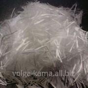 Фибра полипропиленовая (пакет 600 гр) фото