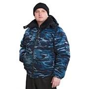 Куртка утеплённая - Святогор, cерый КМФ фото