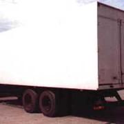 Автомобили-фургоны специализированные изотермические 6725 на базе шасси КАМАЗ-53229 фото