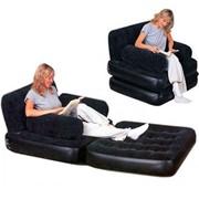 Кресло-трансформер надувное BestWay 67277 фото