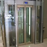 Лифты панорамные, квадратные и круглые. фото