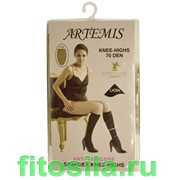 Гольфы антиварикозные Artemis 70den(беж) фото