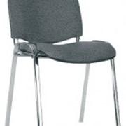 Аренда удобных банкетных стульев ISO с мягкими сидшками фото