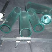 Трубы стеклянные фото