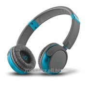 Наушники проводные Energy Sistem 300 gray&amp-turquoise фото