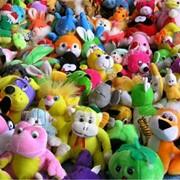 Чистка детских игрушек фото