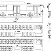 Пригородный автобус НЕФАЗ 5299-11-31