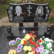 Услуги по оформлению могил фото