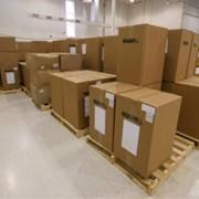Комплектация сборных грузов в режиме импорт-экспорт фото