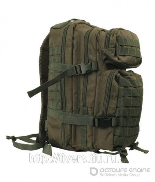 Тактический рюкзак assault pack mil-tec/mfh рюкзак воина ололо