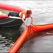 Аварийные боновые заграждения (надувные) АБЗ фото