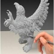 Многослойная эпоксидная смола Free Form-Sculpt Putt фото