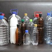 Бутылка пэт (полиэтиленовая)  фото