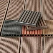 ТЕРРАСНЫЕ ПОЛЫ/древесно-полимерного композита/ фото