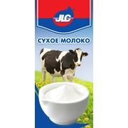 Сухое обезжиренное молоко фото