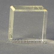 Оптический материал Кварцевое ИК стекло Fused Silica IR Grade фото