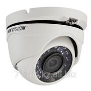 Купольная HD камера DS-2CE56C2T-IRM фото