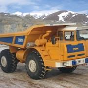Самосвал повышенной проходимости МоАЗ-7505 фото