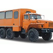 Автобусы вахтовые УРАЛ-32551-0010-41 6х6 22 места, Автобусы вахтовые фото