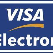 Visa Electron фото