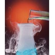 Химическая продукция. Продукция химическая для промышленных целей. фото