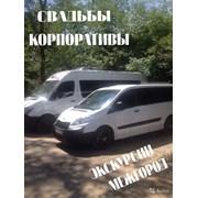 Микроавтобусы в аренду, на заказ фото