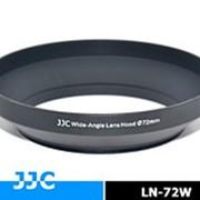 Бленда JJC LN-72W (O72mm Wide Angle Lens Hood) Metal 2400 фото