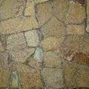 Песчаник рваный желтый фото