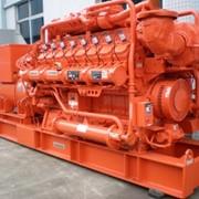 Газопоршневые генераторные установки, Генераторы газопоршневые, Алматы фото