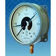 Электроконтактный манометр ДМ 2010 Сг 1… 100 кг/см², ДВ2010 фото