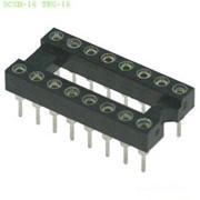 Панелька для микросхемы SCSM-16 TRS-16 фото