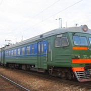 Электропоезд ЭР9Т фото