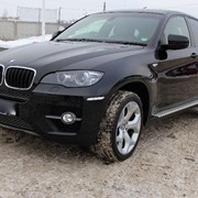 Автомобиль BMW X6, год выпуска 2008 фото