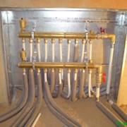 Строительство систем водоснабжения и канализации фото