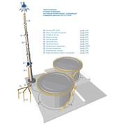 Системы молниезащиты (грозозащиты) нефтяных и газовых резервуаров фото