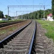 Работы по текущему содержанию железнодорожного пути фото