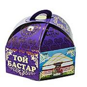 Чай Той бастар в подарочной коробочке бонбоньерке 9 см фото