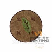 Подложка под чайник Зеленый лист