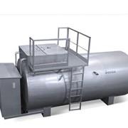 Резервуары для для сжиженных углеводородных газов СУГ (АГЗС, резервное газоснабжение, автономное газоснабжение) фото