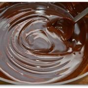 """Начинка кондитерская термостабильная """"Крем с ароматом Шоколад"""" фото"""