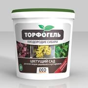 ТОРФОГЕЛЬ Плодородие Сибири «Цветущий сад» фото