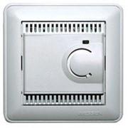 Термостат Вессен TES-151-18 для теплого пола, 10А с датчиком /4/ фото