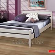 Кровать двойная 1200 массив фото