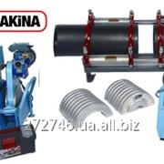 Сварочный аппарат Turan Makina AL 250. Аппарат для сварки ПЭ труб в стык. Пайка ПЭ труб. фото